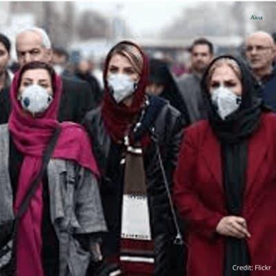 Iran , Covid-19 Cronavirus