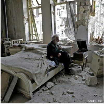 MIDDLE EAST / POLITICS/ SYRIA/ WAR