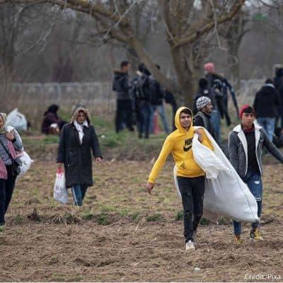 Turkey, Greece, Coronavirus, European Union, refugee crisis, Recep Tayyip Erdogan, Human Rights Watch, The New York Times