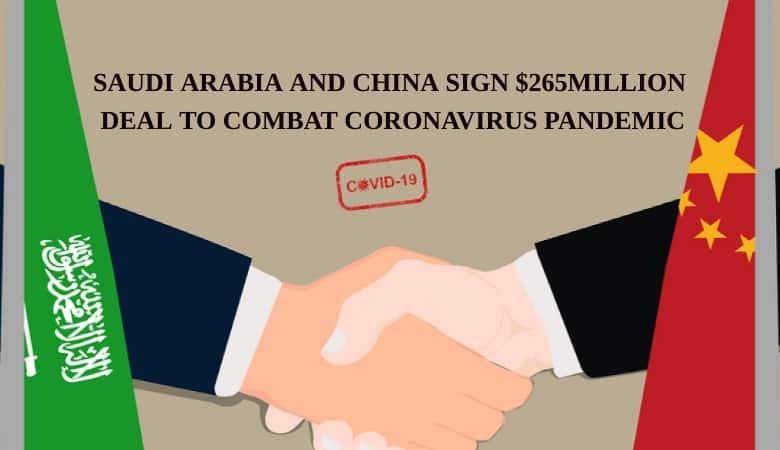 Deal Cooperation partnership Saudi Arabia and China