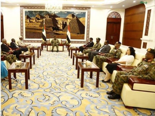 SUDAN ,LIBYA , MERCENARIES ,TERRORISTS ,ARMY FORCES ,