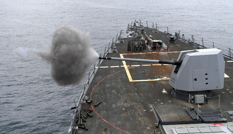 Iran missile hits a support ship and killed 19 sailors