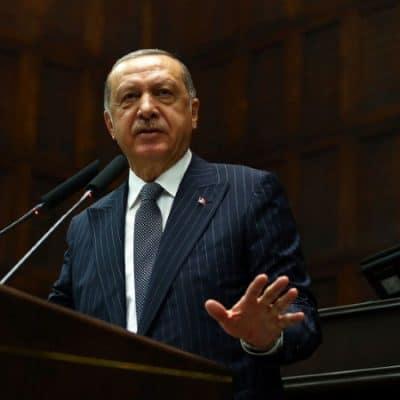President of the Republic of turkey Recep Tayyip Erdoğan