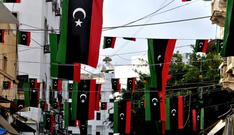 Tripoli Libya, hoping for peace fearing war
