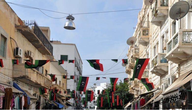 Tripoli Libya, hoping for peace fearing war