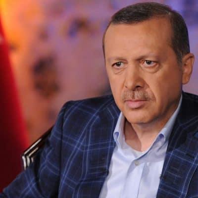 Turkey's Prime Minister Recep Tayyip Erdogan