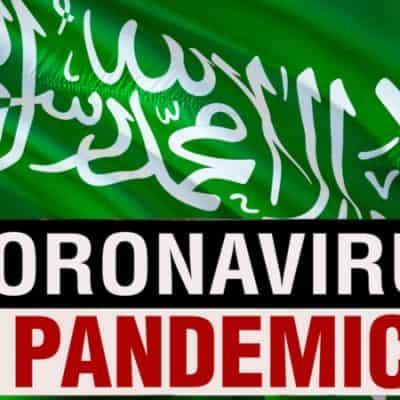 PANDEMIC of coronavirus COVID-2019 on Saudi country