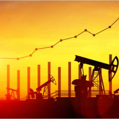 3d illustrator of oil pump