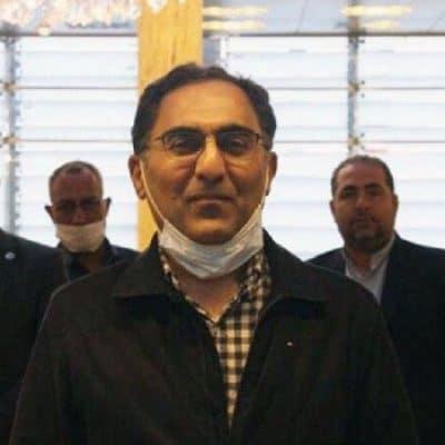Jailed Iranian professor Dr Sirous Asgari