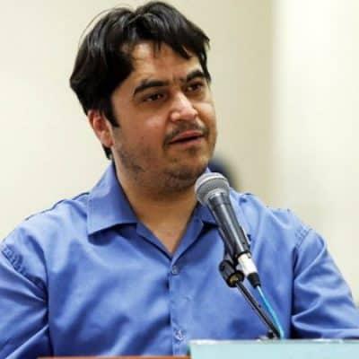 Journalist Ruhollah Zam
