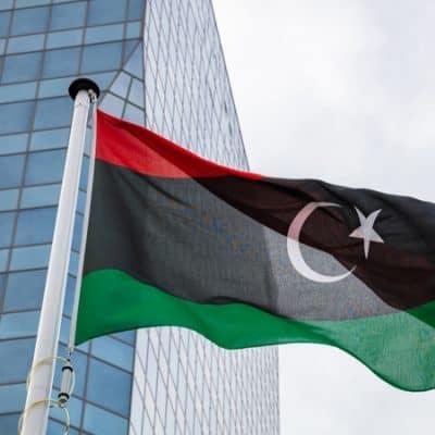 Libya national flag
