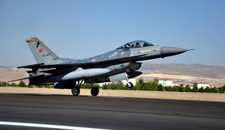Ankara Murted Air Base.