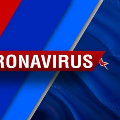 Coronavirus on New Zealand