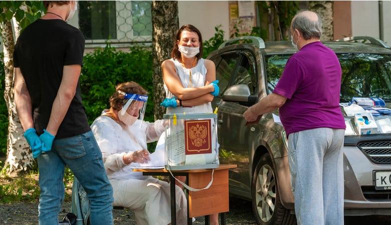 Referendum in Russia