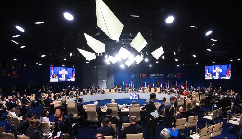 NATO sammit.