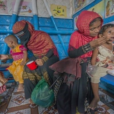 Food crisis in Yemen