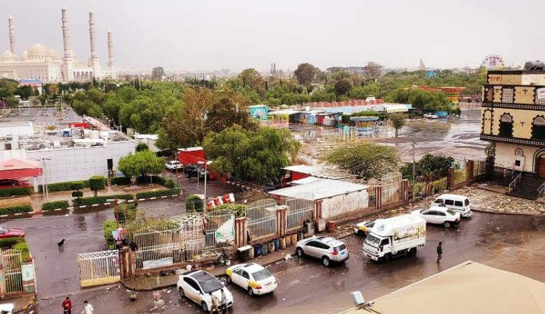 Yemen captial sanaa