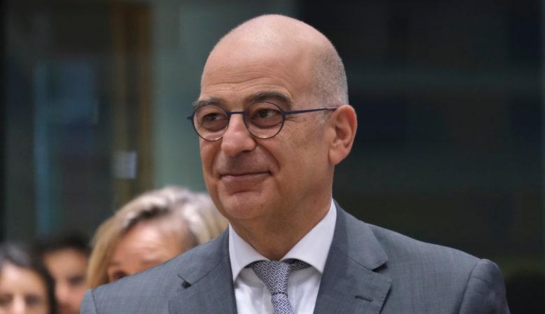 Ministers of Foreign Affairs of Greece Nikos Dendias