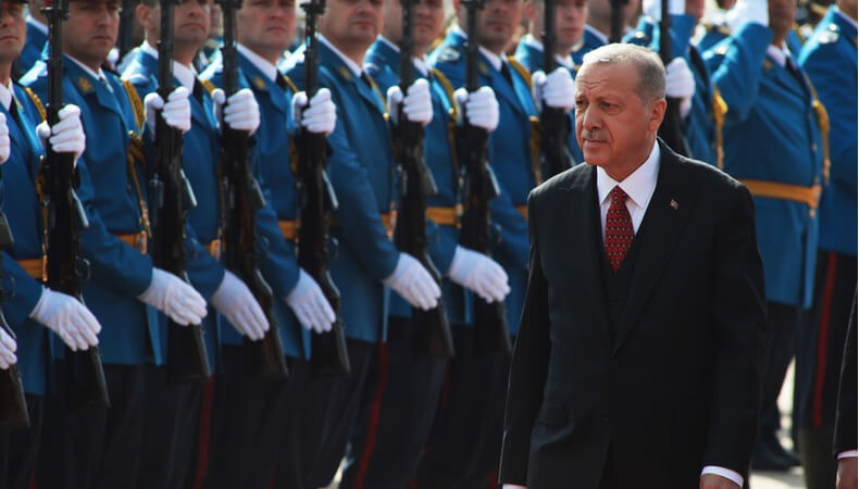Turkey rebuffs report on AKP member taking bribe from Qatar