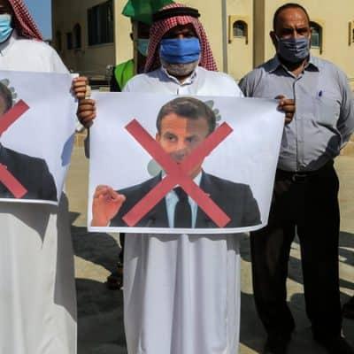 Macron backing Prophet Muhammad's cartoon angers the Islamic World