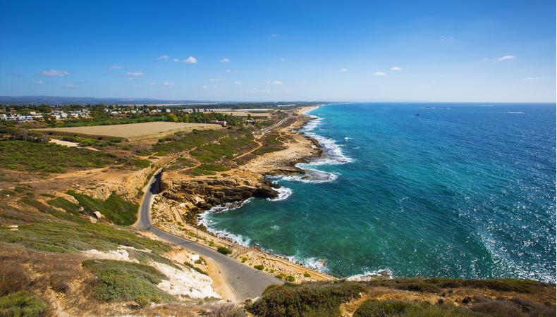 Isarael-and-lebanon-Sea-border
