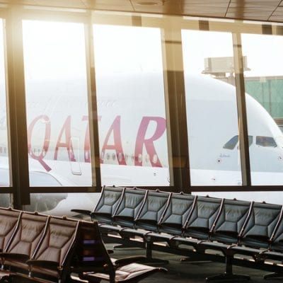 Qatar-Airways-Doha-Airport
