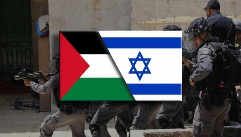 Israeli-Palestinian