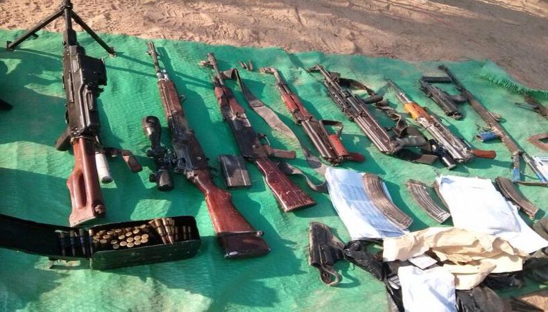 Hamas-weapons