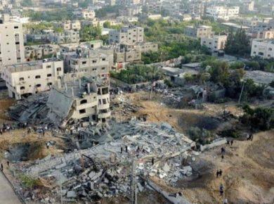 Israel-Palestine-attack