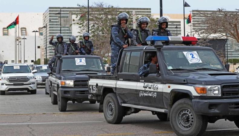 Libya-Mercenaries