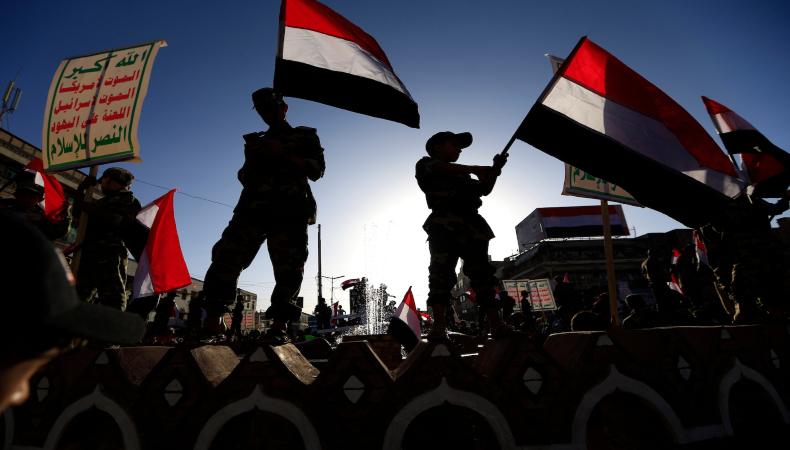 Yemen-houthis