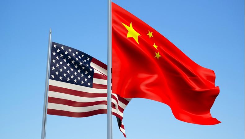 USA_ China