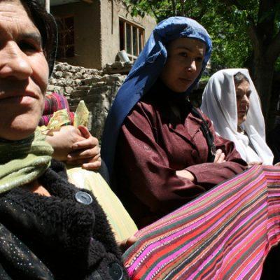 Afghanistan_Women