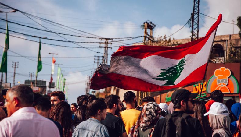Lebanon__Protest