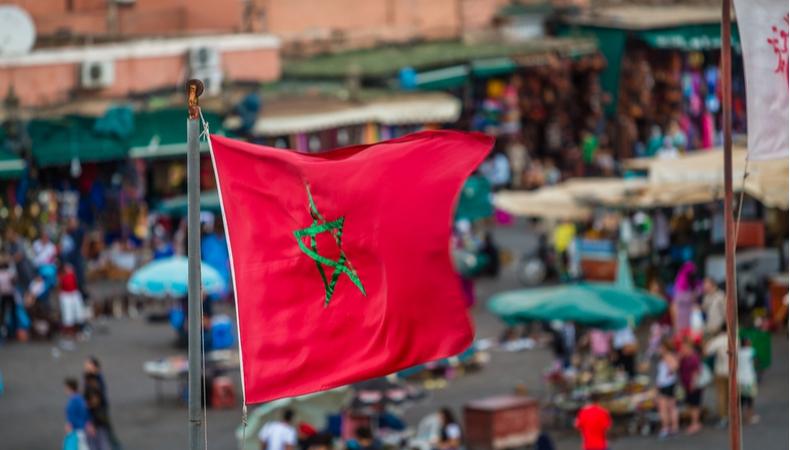 Morocco-Algeria